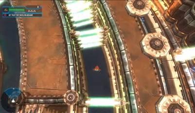 """Dogos, el último lanzamiento Es un arcade de naves espaciales de la firma Opqam, de Buenos Aires, que salió esta semana para Play 4, Xbox One y Steam PC. Está inspirado en clásicos de los 80, como """"1942"""" y """"Galaxa""""."""