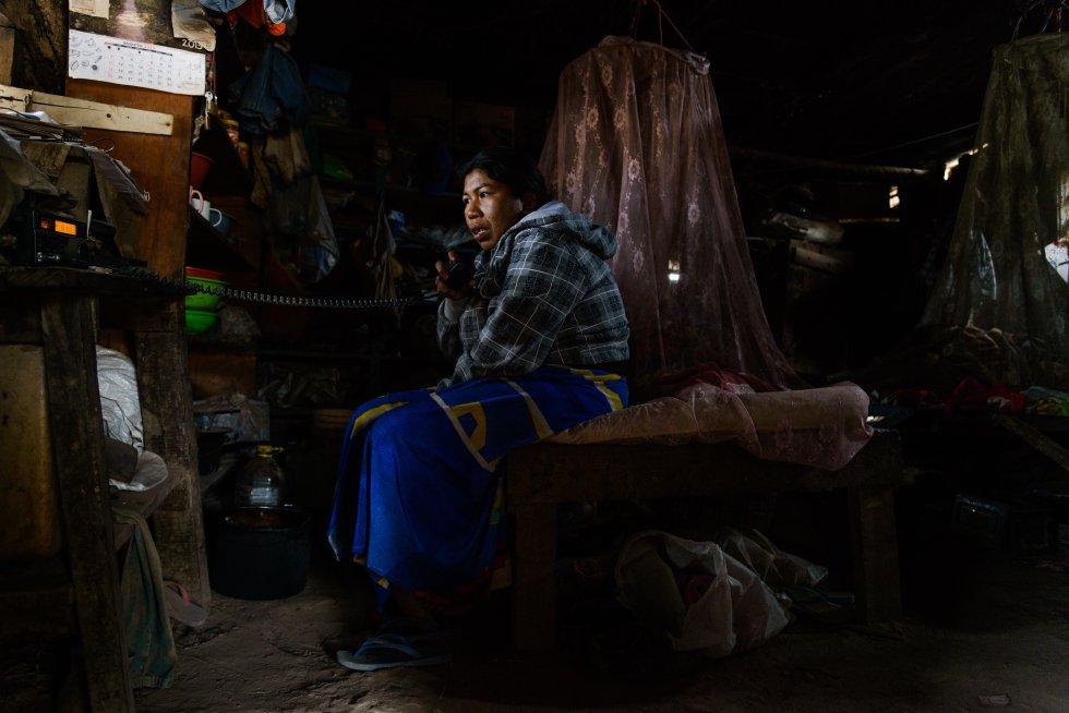 El trabajo en la defensa del territorio de los indígenas que la asociación GAT (Gente, ambiente y territorio) realiza con apoyo de Manos Unidas, está relacionado también con la mejoría de su calidad de vida, incluyendo actividades directas y de incidencia en ámbitos educativo, sanitario, de generación de ingresos y de fortalecimiento organizativo.