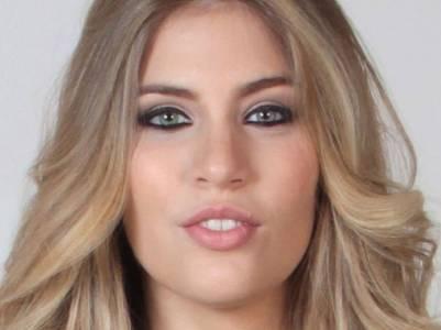 Elena Roca, Miss Mundo Argentina.