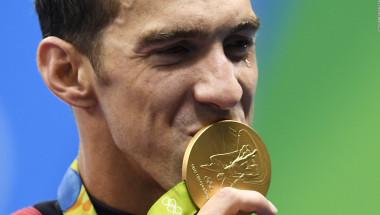 Michael Phelps hizo más grande su leyenda al ganar oro en los 200m mariposa. Ya suma 20 medallas de oro en su carrera