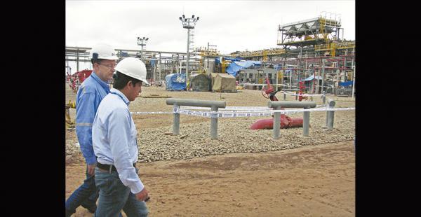 Incahuasi fue descubierta en 2005 y desde entonces se invirtió para desarrollar el megacampo gasífero