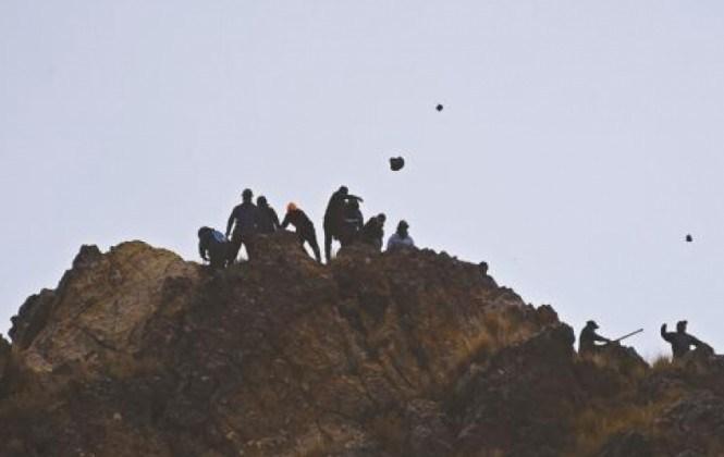 Gobierno: 5.200 cooperativistas armados bloquean seis regiones e impiden acercarse a la Policía