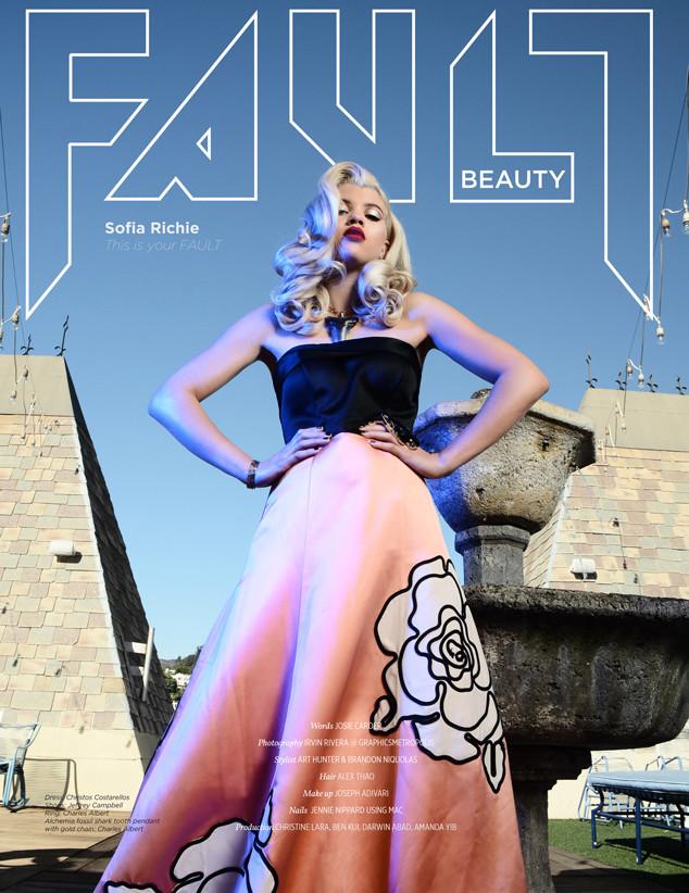 Sofia Richie, X FAULT Magazine