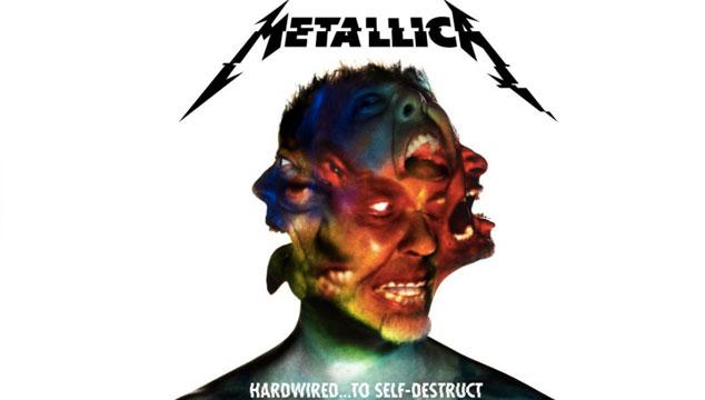 imagen Escucha 'Hardwired', el nuevo tema de Metallica