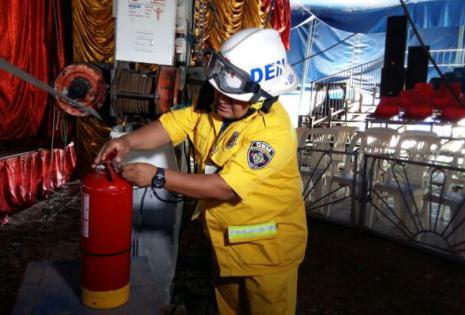 Cuenta con seguridad contra incendios y con las respectivas señalizaciones
