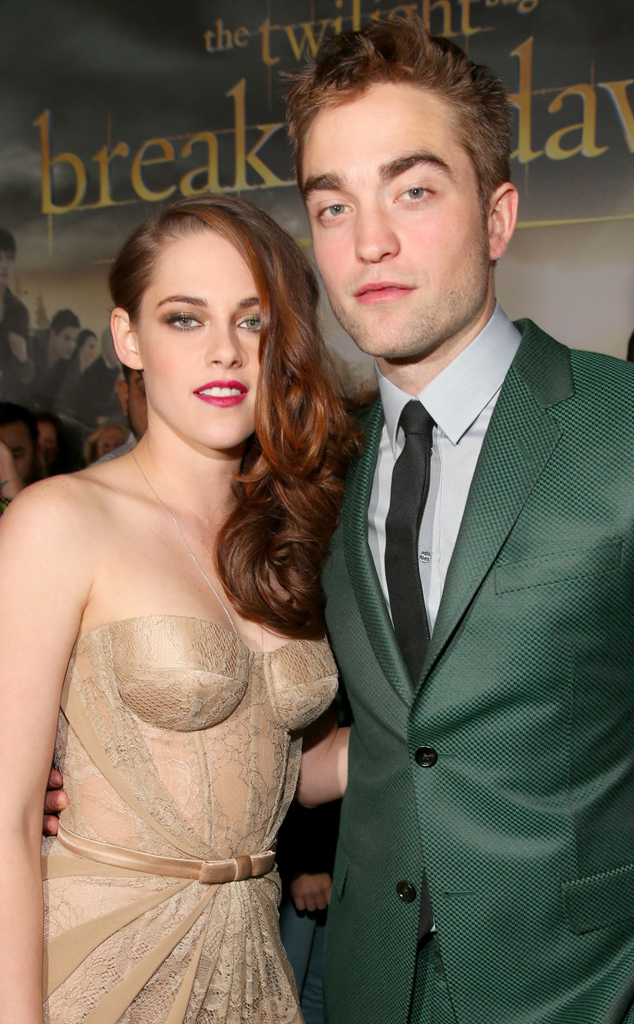 Kristen Stewart, Robert Pattinson, Breaking Dawn Part 2 Premiere