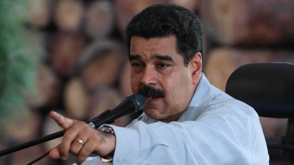 Advertencia. Nicolás Maduro afirmó que el líder turco Erdogan es