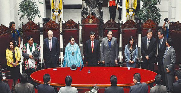 Los acuerdos de la cumbre judicial serán incorporados en los códigos