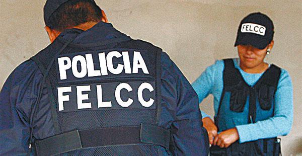 La Policía detuvo ayer a un hombre sospechoso del crimen