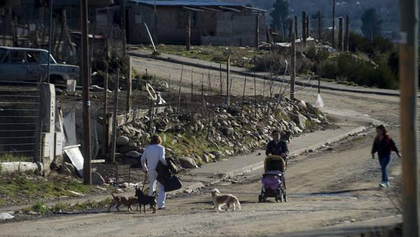 El barrio 2 de Abril, donde funciona la comisaría en la que trabajaba Lucas Muñoz (Trilce Reyes)