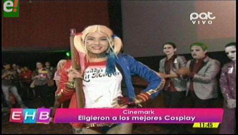 """Eligieron a los mejores cosplay del """"Escuadrón Suicida"""""""