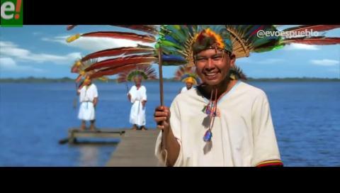 Nueva versión del himno de Bolivia se vuelve viral