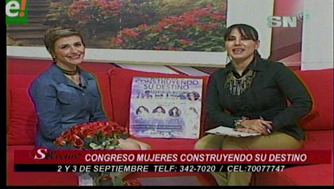 Mujeres contruyendo su destino, el congreso que quiere transformar tu vida