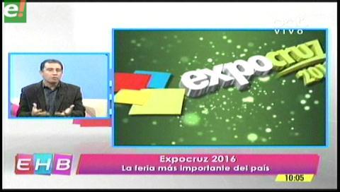 Se viene la Fexpocruz del 16 al 25 de septiembre