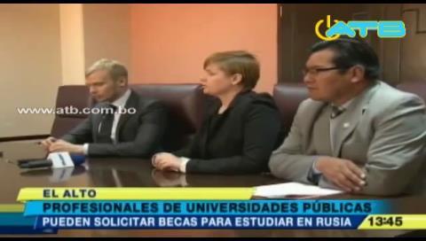Firman acuerdo para capacitar a profesionales en energía nuclear
