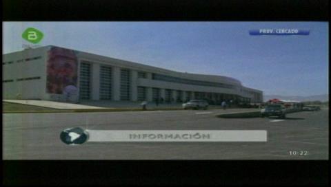 Evo y alcalde Paz inauguran nueva terminal de buses en la ciudad de Tarija