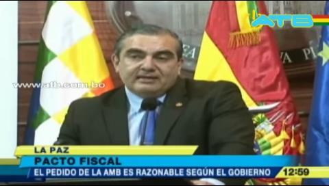 Nuevo pacto fiscal podría elaborarse hasta finales del 2017
