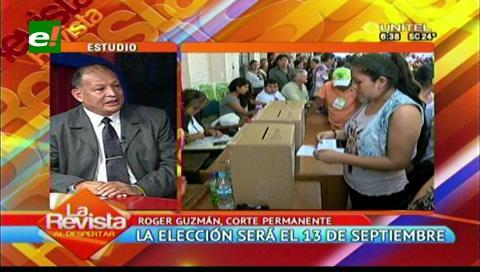 CEP de la Uagrm: Si no se llevan a cabo las elecciones, habrá un proceso penal