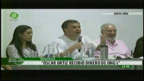Persecución. Senador Ortiz está en la mira del ministro Quintana