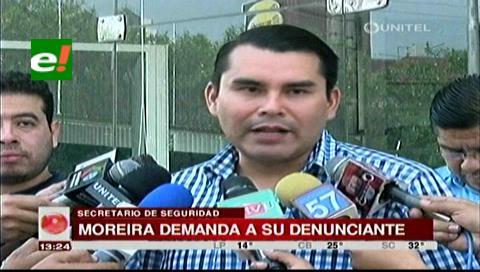 Moreira demanda a mujeres que lo denunciaron
