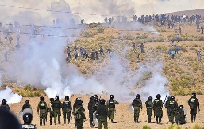 Opositores hacen petición de informe al Defensor por conflicto de cooperativistas