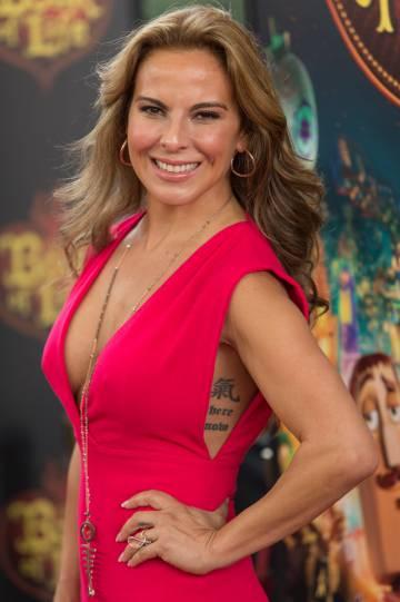 Kate Del Castillo en el estreno de