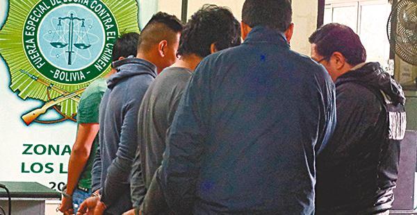 La Policía aprehendió ayer a cuatro estudiantes universitarios como sospechosos del ataque que sufrió la religiosa. Hoy irán ante un juez