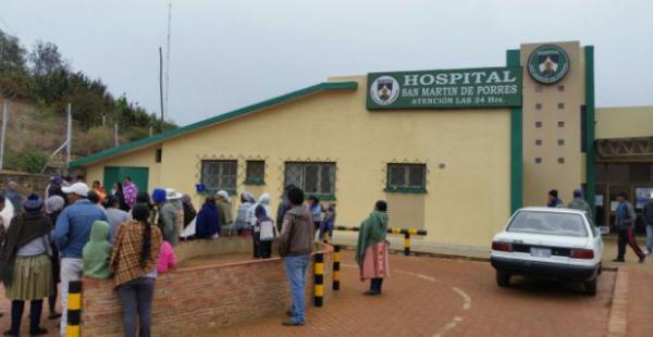 Hospital de Comarapa