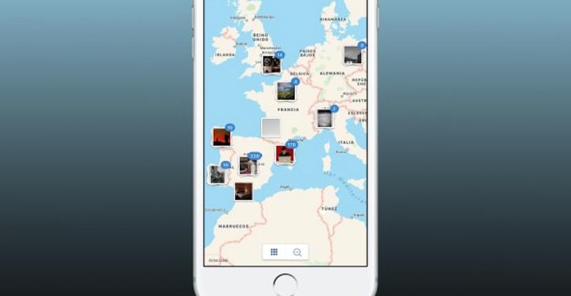 mapas Instagram