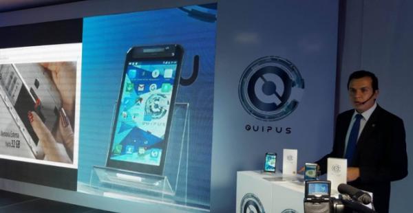 Este es uno de los modelos que produce la empresa estatal Quipus.
