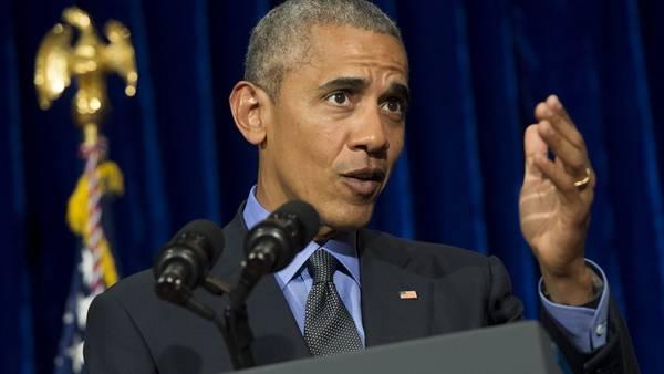 Enfático. El presidente Barack Obama afirmó que los estadounidenses no se rendirán ante los terroristas. /AFP