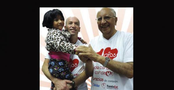 La campañaLa campaña De Corazón a Corazón cumplió 11 años De Corazón a Corazón cumplió 11 años