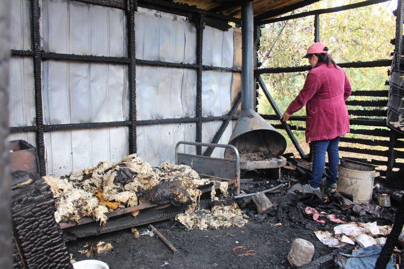 Resultado de imagen para Adulto mayor muere carbonizado en incendio