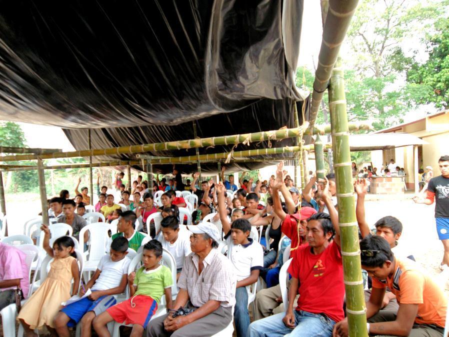 Resultado de imagen para Asamblea indígena