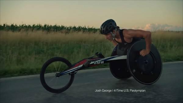 La silla de ruedas más rápida del mundo se prueba en Rio de Janeiro