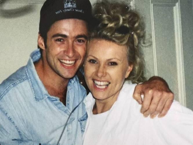 """Hugh Jackman:  """"Esposa feliz, vida feliz. Ese es el eslogan. Estamos a punto de celebrar nuestro vigésimo aniversario"""". El actor se casó con la actriz y productora Deborra-Lee Furnes en 1996, tras conocerla un año antes en la serie de televisión australiana"""