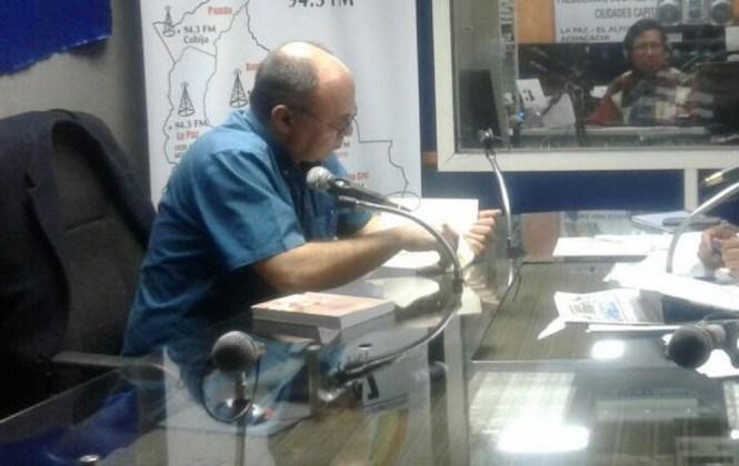 Ferreira dice que Zapata estafó a personas y empresas desde $us10 mil hasta $us200 mil