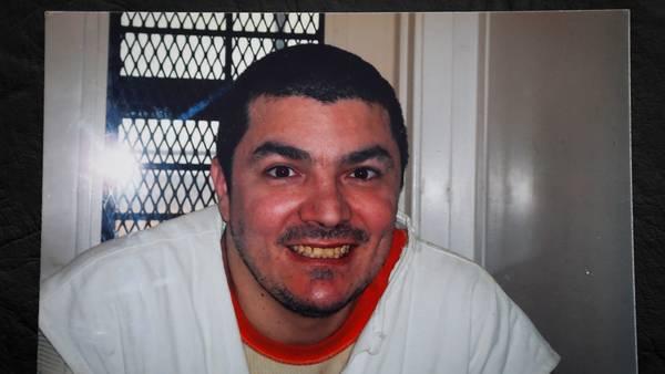 Víctor Saldaño, preso desde 1995.