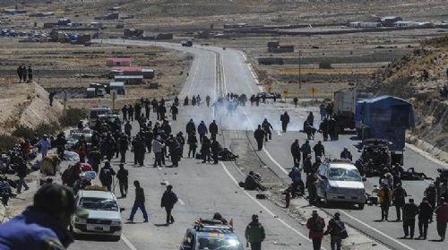 Resultado de imagen para Oruro: Cooperativas piden dar con asesinos de los mineros