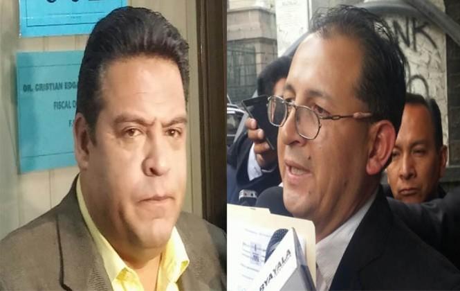 Exalcalde presenta querella penal contra Revilla por caso Katanas