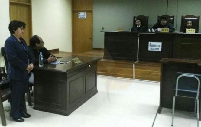 Exalcaldesa Aydeé Nava es sentenciada a tres años de prisión