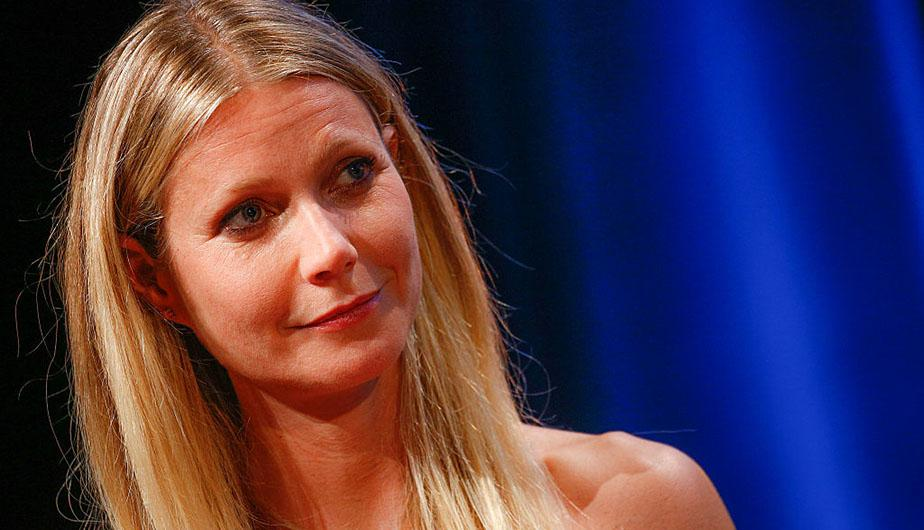 Gwyneth Paltrow cumple 44 años. (Foto: Getty Images)