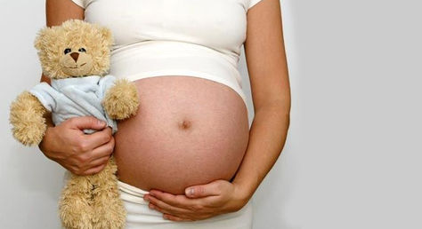Embarazo en adolescentes.
