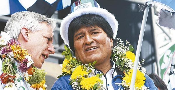 una consulta difícil según las últimas encuestas, hay un empate en las dos opciones La aparición de Gabriela Zapata, expareja del presidente, complicó la campaña al MAS