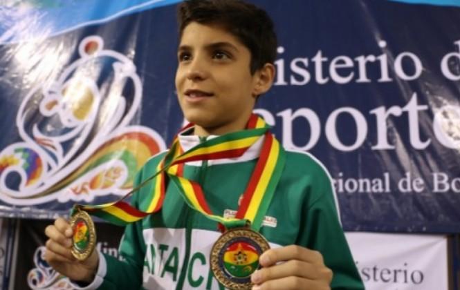 Santa Cruz se consagra campeón de los V Juegos Estudiantiles Plurinacionales nivel primario