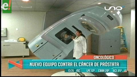 Hospital Oncológico estrena un Acelerador Lineal