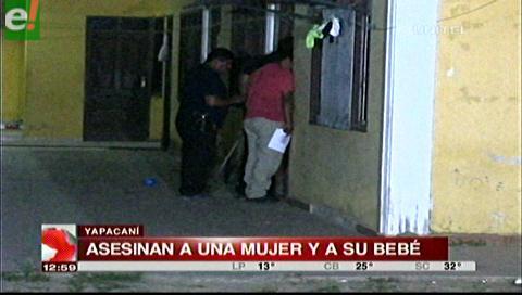 Santa Cruz. Una mujer y su hija son asesinadas en Yapacaní
