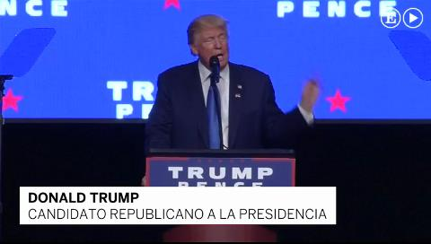 Trump rompería las relaciones diplomáticas con Cuba