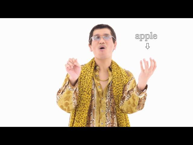 El 'pineapple pen', ¿el nuevo Gangnam Style? Internet enloquece con esta canción viral