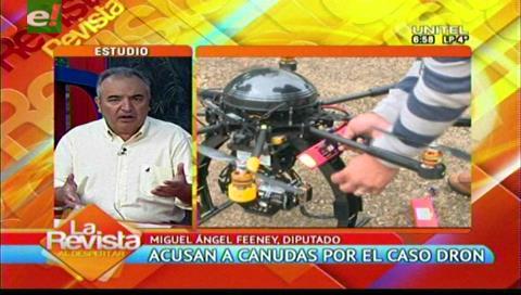Cuestionan que el informe del dron sólo implica a funcionarios de baja jerarquía